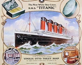 Reklama Titanica.