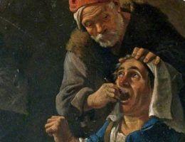 nowozytny dentysta