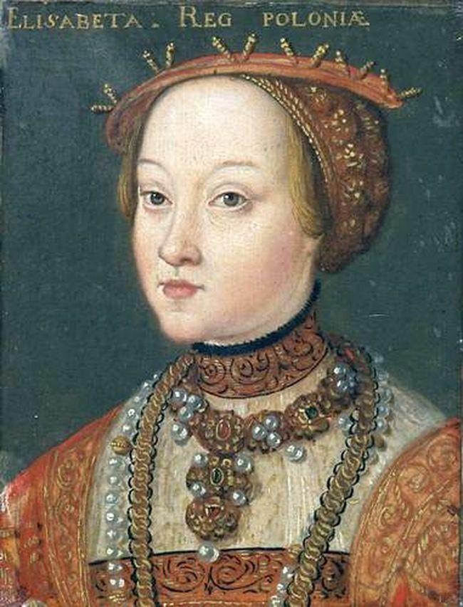 Elżbieta Habsburżanka. Ze źródeł jasno wynika, że ślub był dla niej BARDZO męczący. A po nim nastąpiła wyjątkowo nieudana noc...