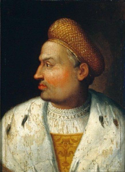 Zygmunt Stary do przystojnych nie należał.