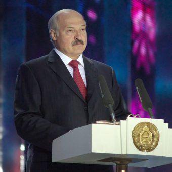 Alaksandr Łukaszenak (fot. Serge Serebro, Vitebsk Popular News, CC BY-SA 4.0).