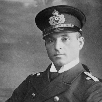 Otto Weddingen. Człowiek, który upokorzył Royal Navy.