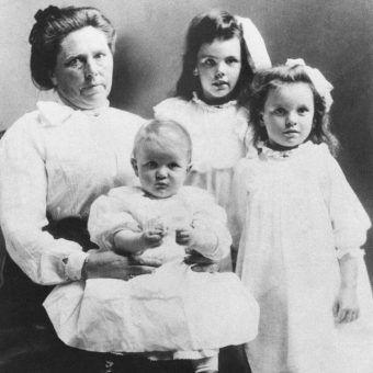 Belle Gunness, dobra żona i matka? Cóż pozory często mylą.