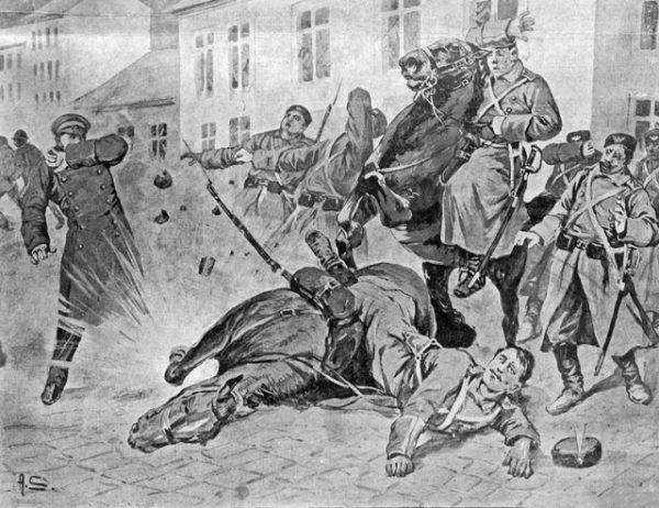 Dopiero odzyskanie niepodległości powstrzymało polskich terrorystów. Co jednak, gdyby II Rzeczpospolita nigdy nie powstała?