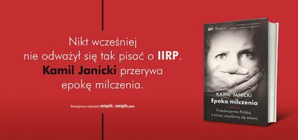 Najciemniejsze strony przedwojennej Polski. Książka już w sprzedaży w naszej oficjalnej księgarni.
