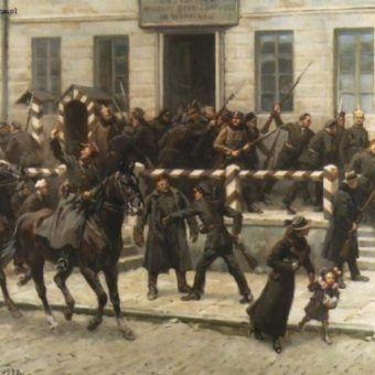 rozbrajanie niemcow 1918