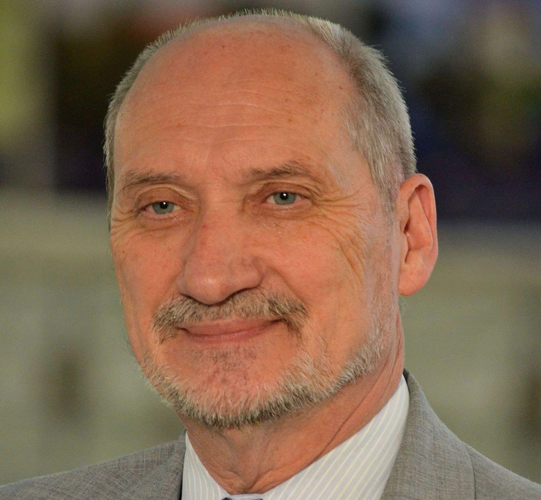 Antoni Macierewicz przyznał rację Krzysztofowi Kozłowskiemu, że Sarewicz był potrzebny na moskiewskiej placówce (fot. Adrian Grycuk, lic. CC BY-SA 3.0 pl).