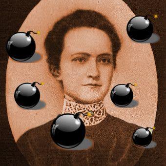Wanda Krahelska dokonała zamachu bombowego w odwecie za śmierć narzeczonego.