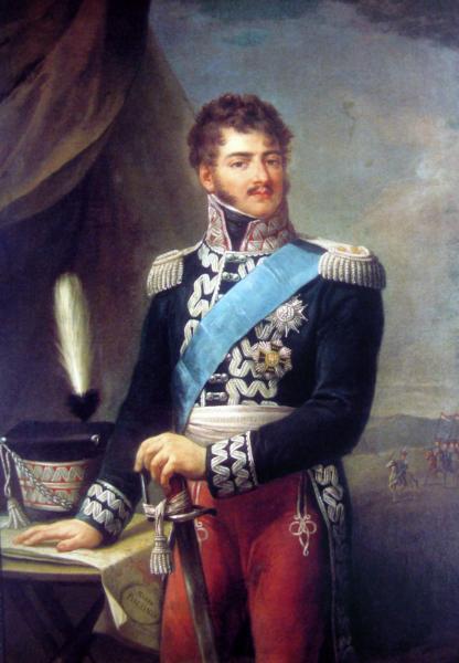 Do loży masońskiej należał również bratanek króla książę Józef Poniatowski.