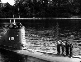 Uboot Hecht (S 171; ex U 2367)