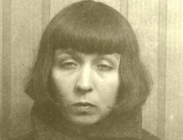 Stanisława Umińska, na zdjęciu wykonanym ledwie kilka dni przez zabójstwem Jana Żyznowskiego.