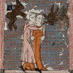 Cielesne rozkosze nie były dla średniowiecznych księży sprawą obcą...
