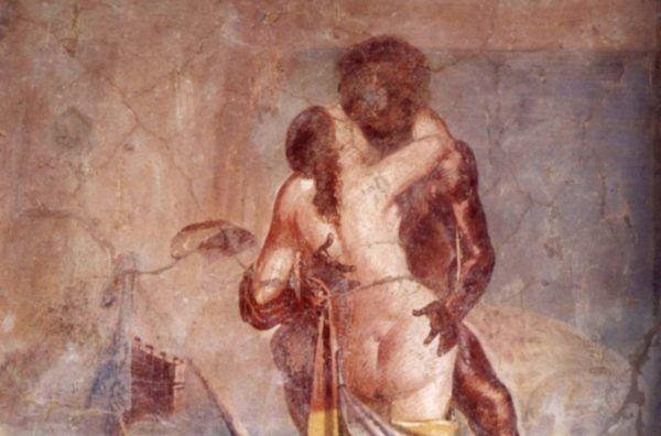 Seks z czarnym niewolnikiem miał dla Rzymianek szczególny urok...