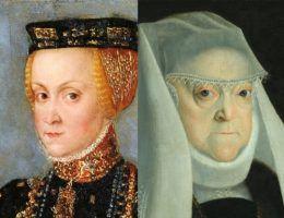 Anna Jagiellonka: na swoim pierwszym portrecie i na ostatnim