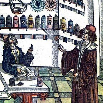 aptekarz i doktor