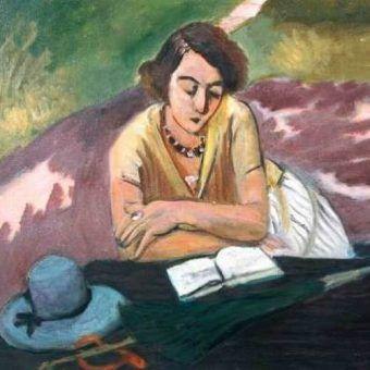 henri-matisse-franca-liseuse-au-parasol-1921-ost-tate-gallery  - miniastura
