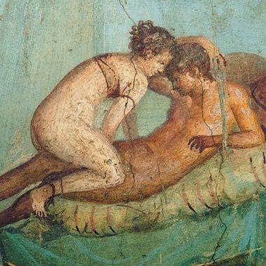 Seks w Pompejach...