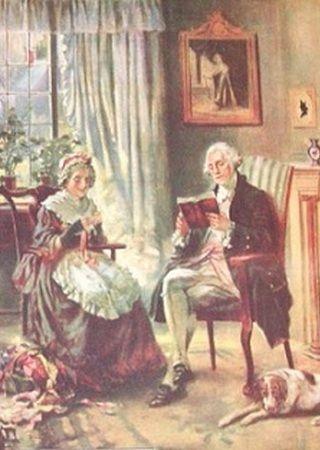 Co prawda pierwszy prezydent Stanów Zjednoczonych George Washington nie przepadał za kotami, ale za to jego żona Martha miała ich kilka.