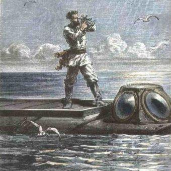Czy kapitan Nemo był naprawdę Polakiem?