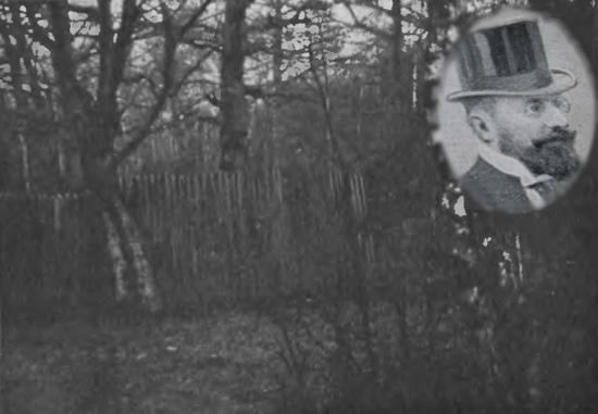 Władysław ks. Drucki-Lubecki oraz miejsce odnalezienia jego zwłok w lesie w Teresinie pod Warszawą.