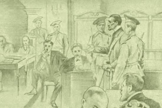 """Sąd pierwszej instancji uznał Jana Bispinga za winnego i skazał go za """"zabójstwo w uniesieniu"""". Był to jednak dopiero początek 14-letniej batalii sądowej, w wyniku której ordynat ostatecznie został uniewinniony."""