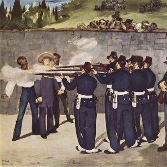 egzekucja-cesarza-meksyku-maksymiliana