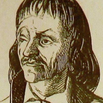 Jakub Szela. Drzeworyt z 1848 roku.