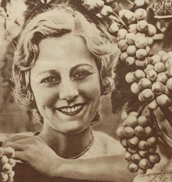 """Kolejna wesoła ekolożka... (okładka """"Światowida"""" z września 1929 roku)."""