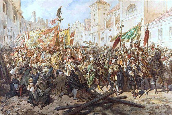 John Sobieski nie mógł być potomkiem Jana III Sobieskiego…