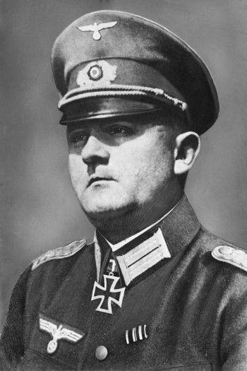 Dietrich von Choltitz, człowiek, który ocalił Paryż (fot. Bundesarchiv, Bild 183-2003-1112-500 / CC-BY-SA)