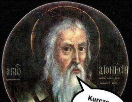 Dionizy mniejszy i jego dylematy...