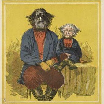 Nietrudno było przekonać odbiorców o rosyjskiej odmienności. W latach 70. XX wieku Amerykanie wierzyli, że dzikie ostępy państwa Romanowów zamieszkuje lud pso-ludzi...