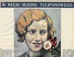 1933 rok: krótkie włosy u szczytu popularności (archiwum autorki).