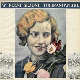 1933 rok: krótkie włosy u szczytu popularności (fot. archiwum autorki).