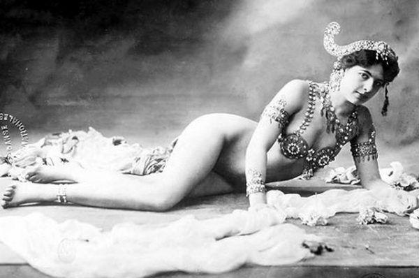 Mata Hari - tani chwyt i to wszystko?