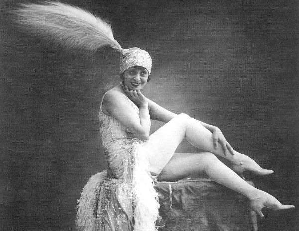 Antoine za nic miał najpiękniejsze ponoć nogi na świecie - z Mistinguett łączyła go tylko przyjaźń.