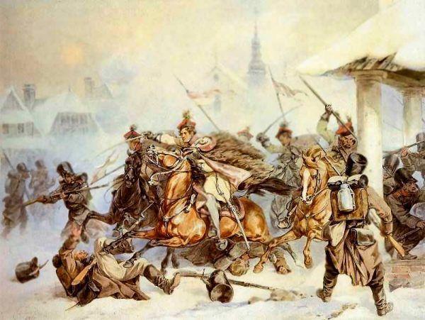 Austriacy nie sprowokowaliby chłopów do buntu, gdyby nie powstanie krakowskie. Ale Szela nie stanąłby na jego czele, gdyby nie jego spór z Boguszami.