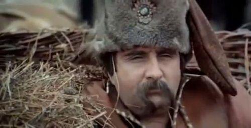 """...i Krzysztof Kowalewski jako """"pan Kowalski"""" w Potopie Jerzego Hoffmana."""
