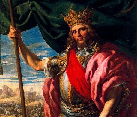 Król Ostrogotów Teodoryk Wielki. To on zdecydował, żeby Wielkanoc obchodzić dwa razy.
