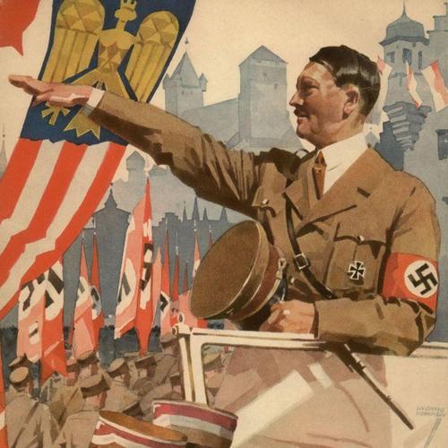 Tega zapewne nie wiedziałeś o Hitlerze (źródło: domena publiczna).