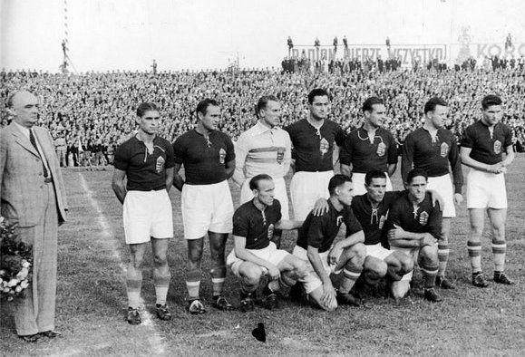 Ten mecz wygraliśmy: 27 sierpnia 1939 roku, Polska - Węgry 4-2 (fot. domena publiczna).