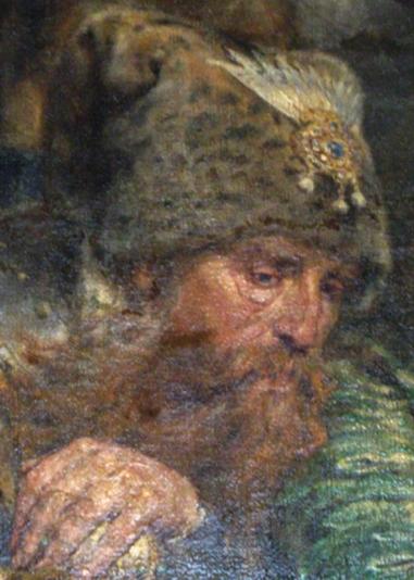 Czy to możliwe, że ślub Zygmunta Augusta i Barbary naprawdę zawczasu zaplanował Mikołaj Rudy Radziwiłł? Tutaj na obrazie Jana Matejki (źródło: domena publiczna).