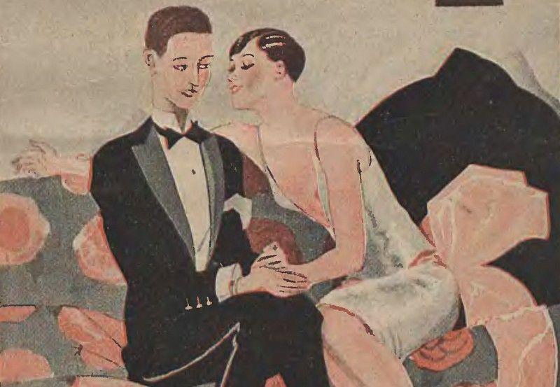 """Doktor Stanisław Higier, przedwojenny badacz erotyki oralnej, nie miał na jej temat zbyt wysokiego mniemania. Uważał wręcz, że jeżeli kobieta lubiła seks oralny, dowodziło to """"bądź nastawienia perwersyjnego u niej, bądź niezdolności jej do aktu płciowego"""" (źródło: domena publiczna)."""