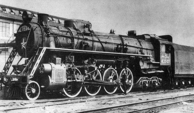 Do 1 stycznia 1948 roku za naszą wschodnią granicę wyjechało 239 tys. wagonów wyładowanych surowcami, maszynami i inną zdobyczą wojenną (źródło: domena publiczna).