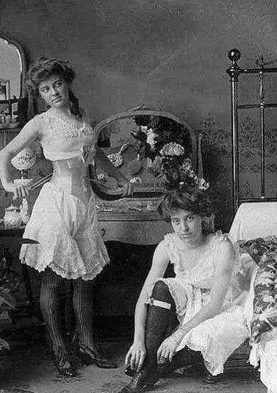 Prostytutki lekarstwem na migrenę? W XIX wieku naprawdę w to wierzono (źródło: domena publiczna).