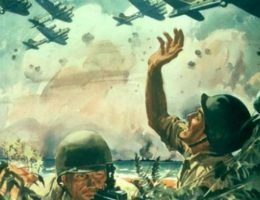 Rozwiązanie konkursu: Najlepsza książka o II wojnie światowej (źródło: domena publiczna).
