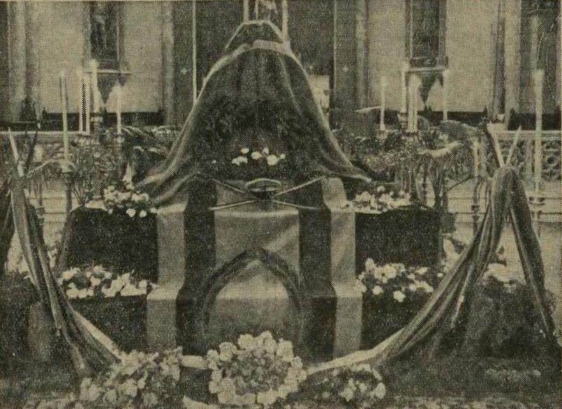 Nawet w brazylijskiej Kurytybie odbyła się uroczystość ku czci Józefa Piłsudskiego (źródło: domena publiczna).