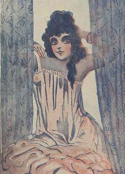 Początek XX wieku miał przynieść zupełni nowe postrzeganie potrzeb seksualnych kobiet (źródło: domena publiczna).