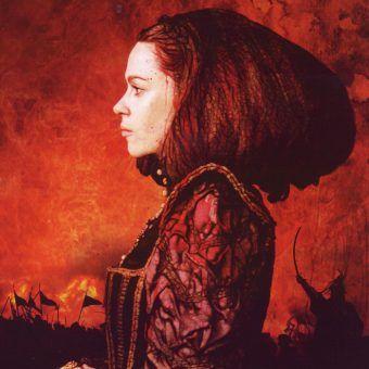 """""""Drakula w spódnicy""""? Wcale nie! (il. Jakubisko film Europe, fragment plakatu słowackiego filmu Bathory, CC BY-SA 4.0)."""