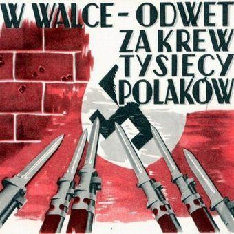 Jak się okazuje, AK w walce z Niemcami sięgała nie tylko po karabin, ale nie gardziła również bronią biologiczną (źródło: domena publiczna).